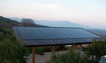 Tetto per fotovoltaico