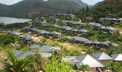 Coperture complesso residenziale in Zinco Titanio verde WMZINC